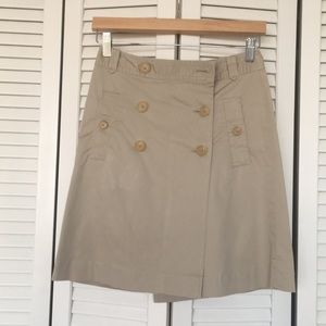 Banana Republic Tan Skirt